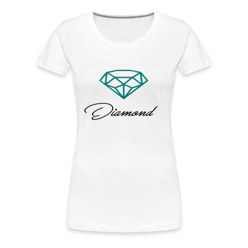 RXCH Diamond - Women's Premium T-Shirt