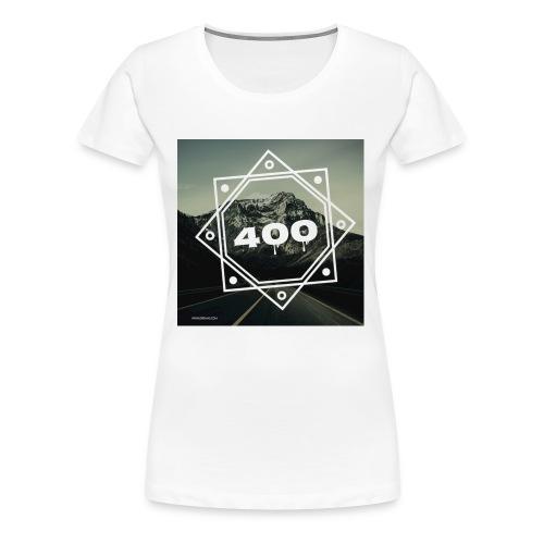 400 brand - Women's Premium T-Shirt