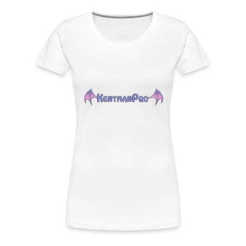 KentmanPro Merch - Women's Premium T-Shirt