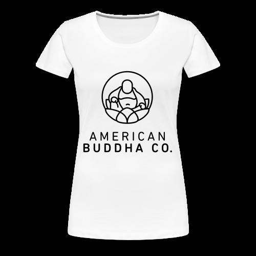 AMERICAN BUDDHA CO. ORIGINAL - Women's Premium T-Shirt