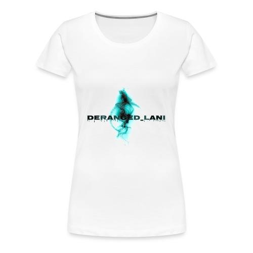 DerangeD_Lani Merchandise - Women's Premium T-Shirt