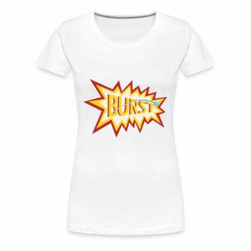 burst shirt - Women's Premium T-Shirt