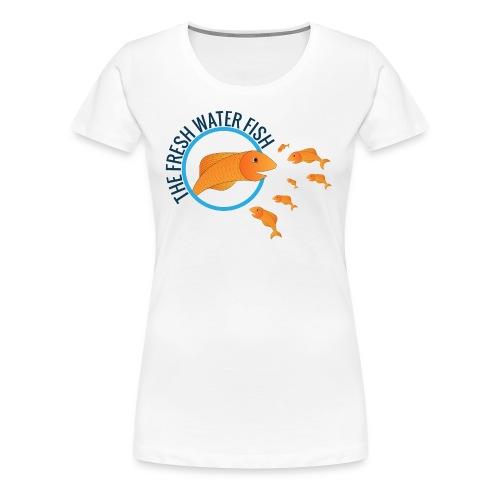 FISH 'n' SHIRT - Women's Premium T-Shirt