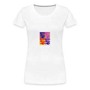 patton 2 ConvertImage - Women's Premium T-Shirt