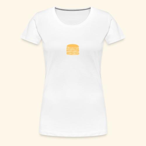 Pancake - Women's Premium T-Shirt