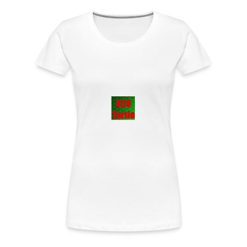 K2O Turtle - Women's Premium T-Shirt