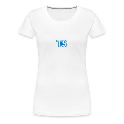 Tech Speech - Women's Premium T-Shirt
