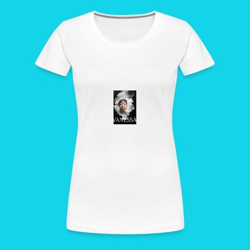 Vanessa smoke - Women's Premium T-Shirt
