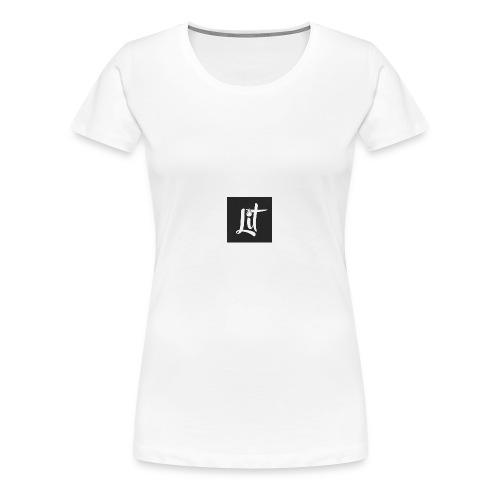 Lit Modelz - Women's Premium T-Shirt