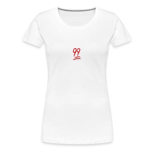 99 - Women's Premium T-Shirt