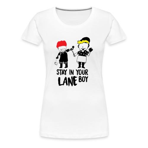 Funny Boys - Women's Premium T-Shirt