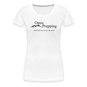 logoblack - Women's Premium T-Shirt