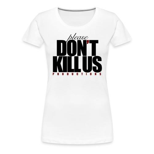 PDKUP Standard Logo - Women's Premium T-Shirt