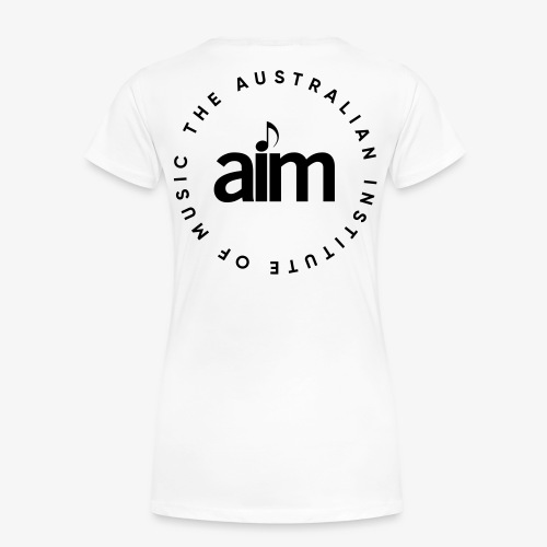 Australian Institute of Music - Women's Premium T-Shirt
