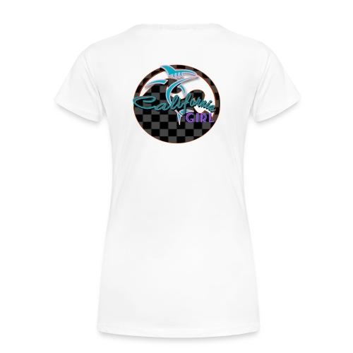 cALiForNia GiRL - Women's Premium T-Shirt