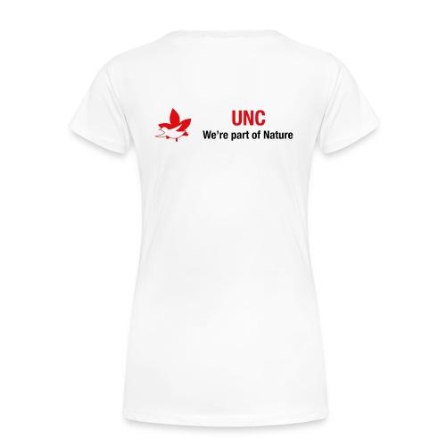 UNC logo - Women's Premium T-Shirt