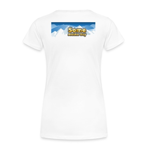 some alaska guy com logo 1 - Women's Premium T-Shirt