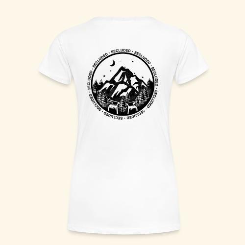Bellingen Mountain Ranges - Women's Premium T-Shirt