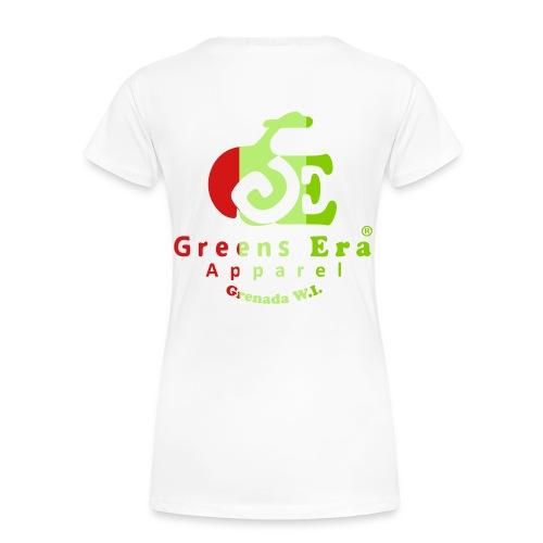 Greens Era Official Apparel - Women's Premium T-Shirt