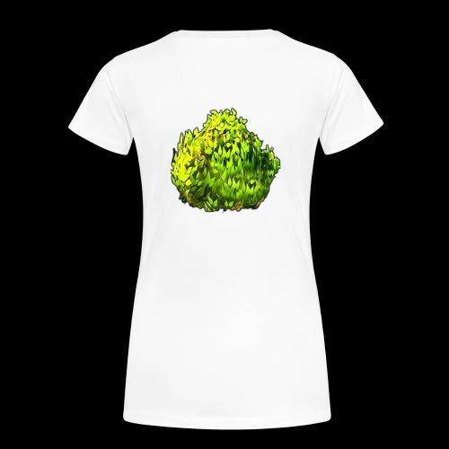Bush Logo - Women's Premium T-Shirt