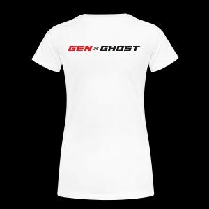 GENxGHOST - Women's Premium T-Shirt
