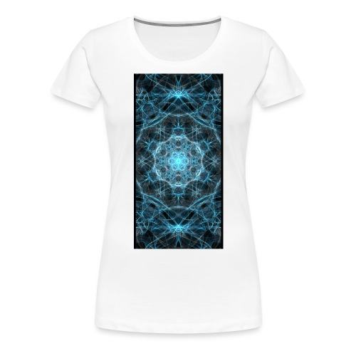 Icy Lights - Women's Premium T-Shirt