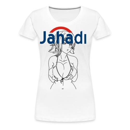 hadiCITY - Women's Premium T-Shirt