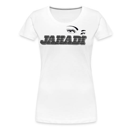 HadiLogo - Women's Premium T-Shirt