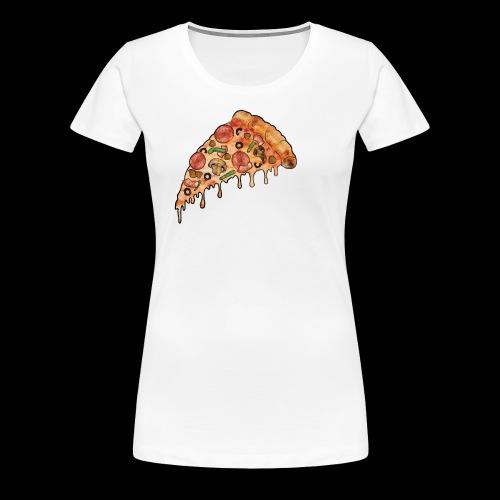 THE Supreme Pizza - Women's Premium T-Shirt