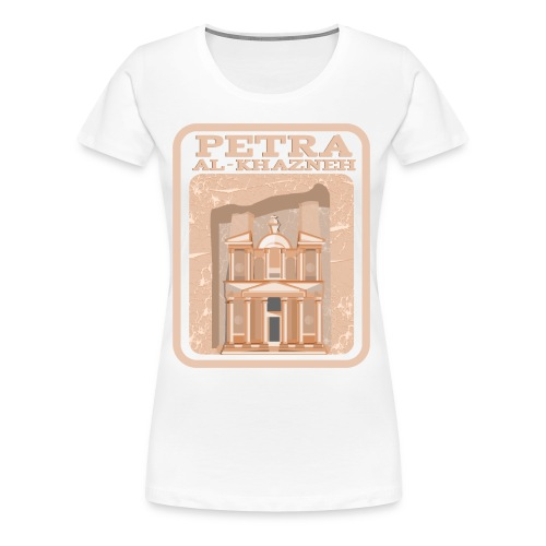 Petra - Women's Premium T-Shirt