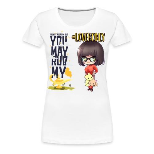LOVER ONLY - Women's Premium T-Shirt