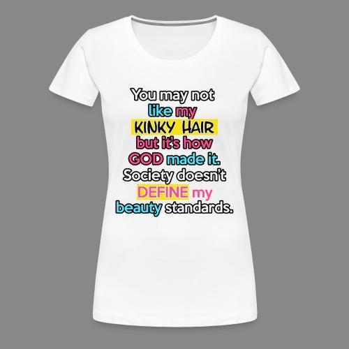 Beauty Standards - Women's Premium T-Shirt