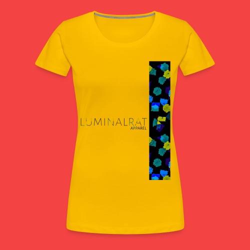 Zero gravity color - Women's Premium T-Shirt