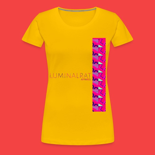 Classic LR 4800 - Women's Premium T-Shirt