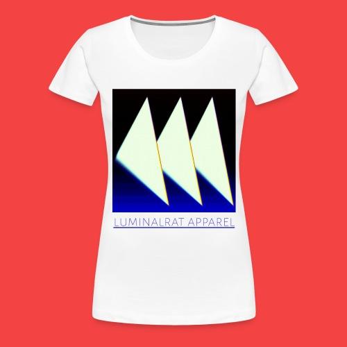 Vapor Logo - Women's Premium T-Shirt