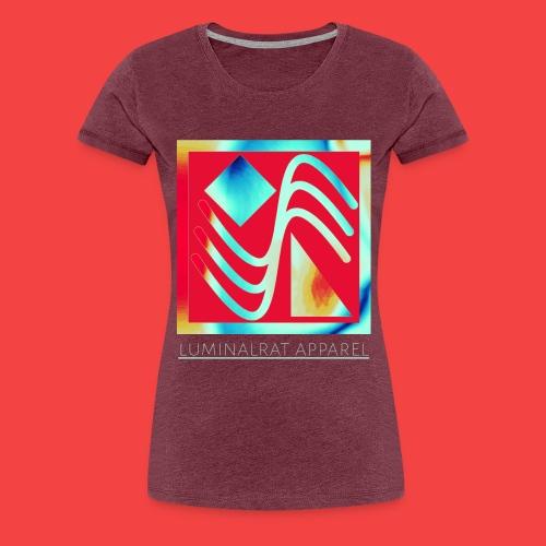 Arch Wave - Women's Premium T-Shirt