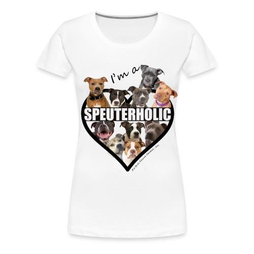 Speuterholic - Women's Premium T-Shirt