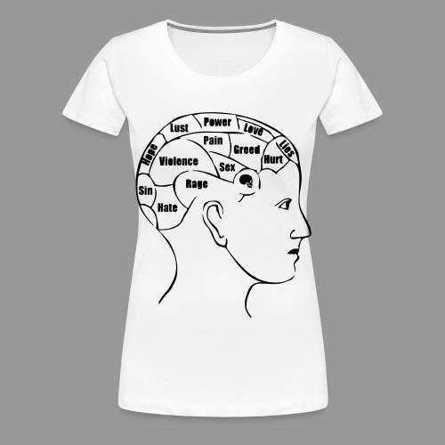 Phrenology - Women's Premium T-Shirt