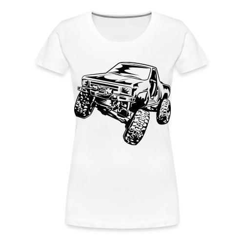 Truck Crawler - Women's Premium T-Shirt