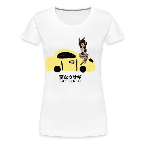 Hot Rod - Women's Premium T-Shirt