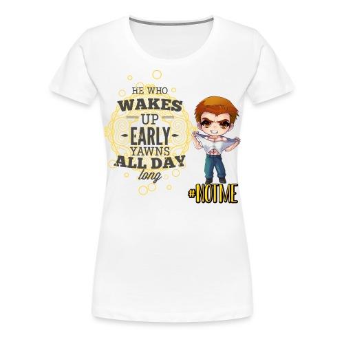 NOT ME! - Women's Premium T-Shirt