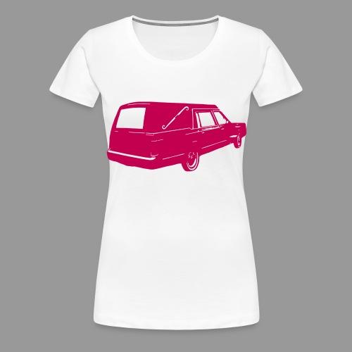 Hearse - Women's Premium T-Shirt