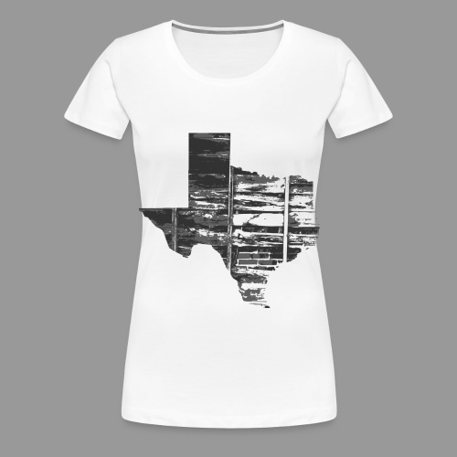 Real Texas - Women's Premium T-Shirt