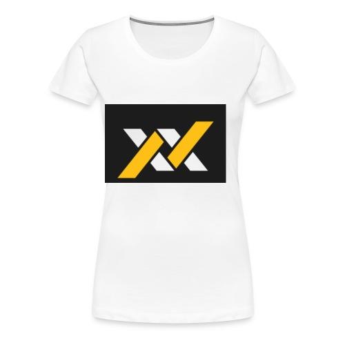 Xx gaming - Women's Premium T-Shirt