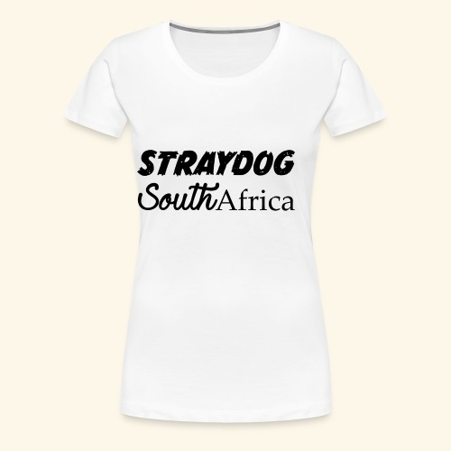 straydog clothing - Women's Premium T-Shirt