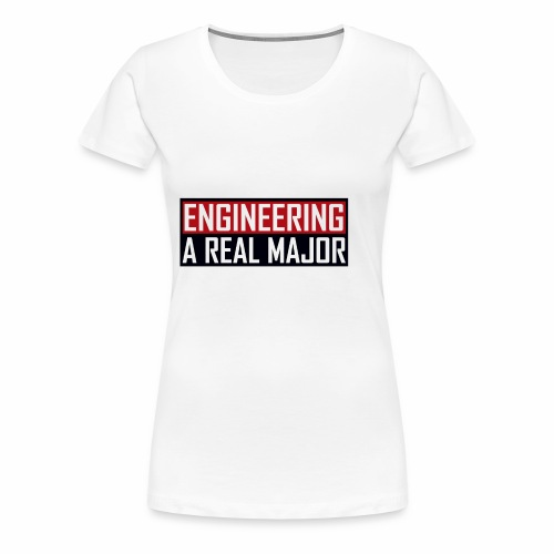 Engineering T-Shirts and Apparel - Women's Premium T-Shirt