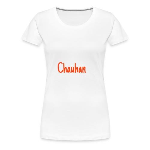 Chauhan - Women's Premium T-Shirt