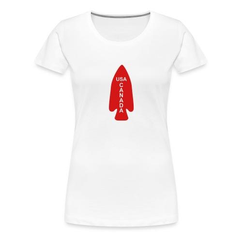 Devils Brigade - Women's Premium T-Shirt