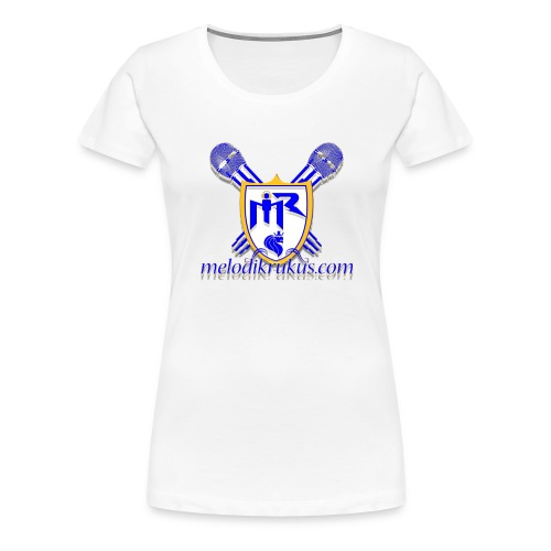 MR com - Women's Premium T-Shirt