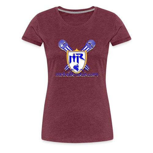 MR com - Women's Premium T-Shirt